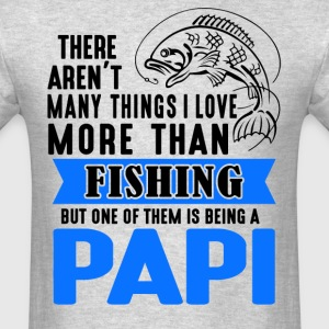 Fishing Papi - Men's T-Shirt