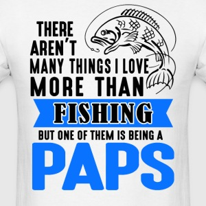 Fishing Pappy - Men's T-Shirt