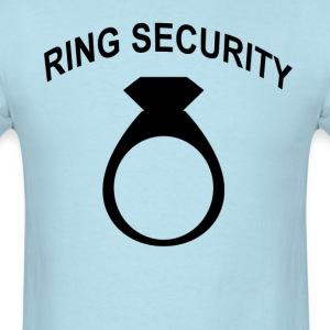 ring_bearer_ring_security_tee_ - Men's T-Shirt