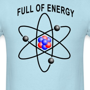 full_of_energy_tee_ - Men's T-Shirt