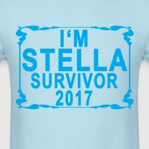 im_stella_survivor_2017_ - Men's T-Shirt
