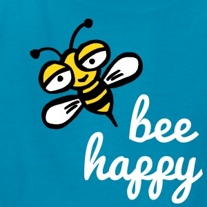 Be happy as a child bee - Kids' T-Shirt
