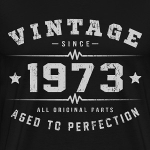 1973 Aged To Perfection T-Shirts - Men's Premium T-Shirt