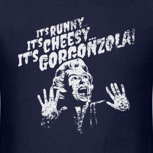 Gorgonzola - Men's T-Shirt