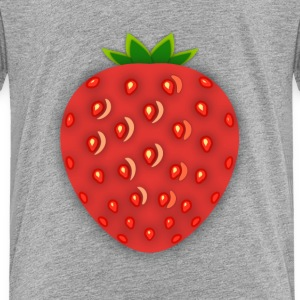 Strawberry Patch - Toddler Premium T-Shirt