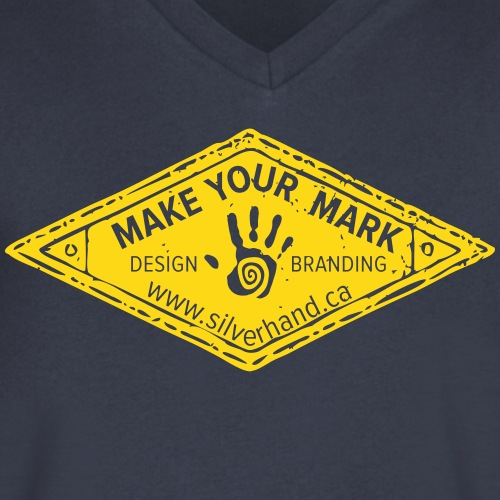 Make your mark crest tee