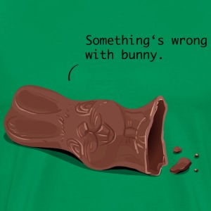 Chocolate bunny - Men's Premium T-Shirt