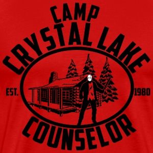 camp crystal lake T-Shirts - Men's Premium T-Shirt