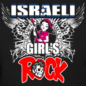 Israeli Girls Rock - Women's T-Shirt