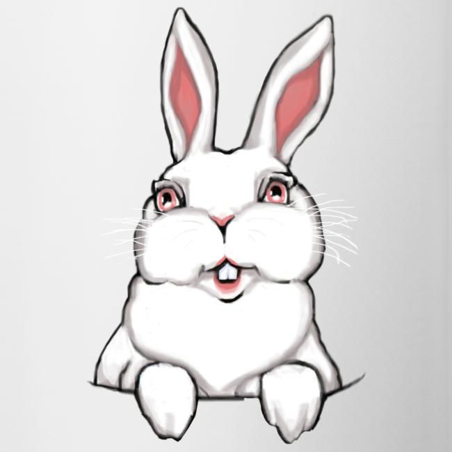 Easter Bunny Mug Easter Bunny Rabbit Cups