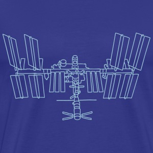 Space station ISS T-Shirts - Men's Premium T-Shirt