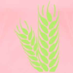 Wheat Trigo - Women's Premium T-Shirt
