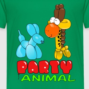 Party Animals Kids Shirt - Toddler Premium T-Shirt