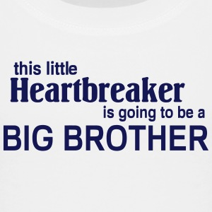 This little Heart breaker is going to be a Big Bro Kids' Shirts - Kids' Premium T-Shirt