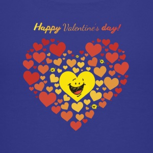 Happy Valentine's Day T'shirt - Kids' Premium T-Shirt