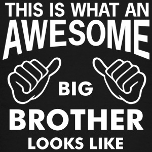what an awesome big brother looks like - Kids' Premium T-Shirt