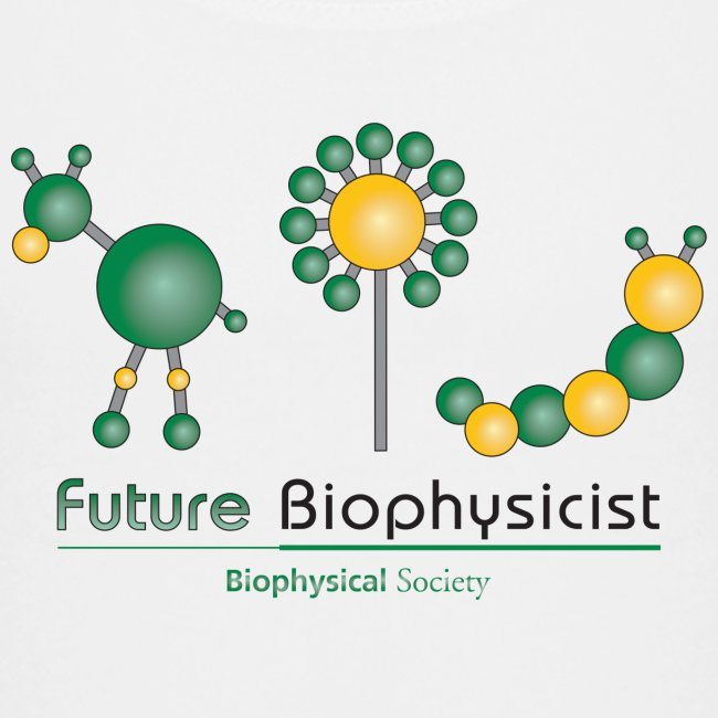Future Biophysicist Kids T-Shirt