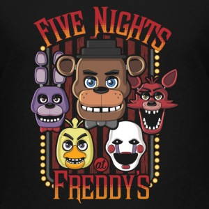 Five Nights At Freddy's Multi Character - Kids' Premium T-Shirt