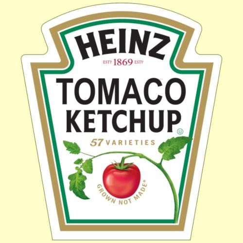 Tomaco Ketchup Parody