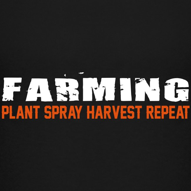 Plant spray harvest Kids