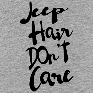 JEEP HAIR DON'T CARE Kids' Shirts - Kids' Premium T-Shirt