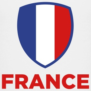 National Flag of France Kids' Shirts - Kids' Premium T-Shirt