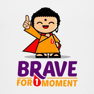Brave For 1 Moment Kid's T-shirt - Kids' Premium T-Shirt