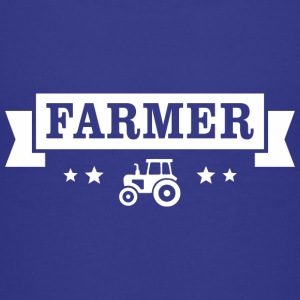 Farmer Badge Kids' Shirts - Kids' Premium T-Shirt