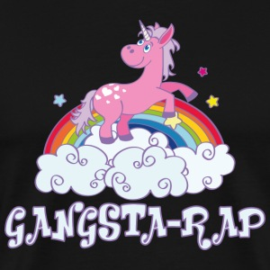 gangsta rap T-Shirts - Men's Premium T-Shirt