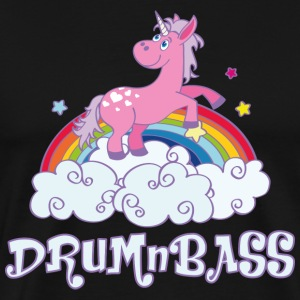 drum n bass T-Shirts - Men's Premium T-Shirt