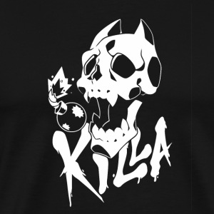 Killa - Men's Premium T-Shirt