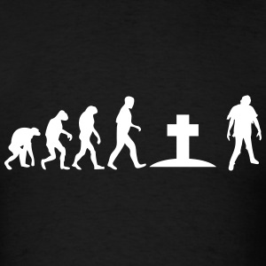 zombie evolution T-Shirts - Men's T-Shirt