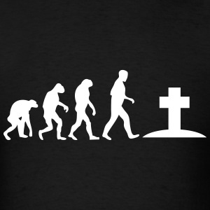 graveyard evolution T-Shirts - Men's T-Shirt