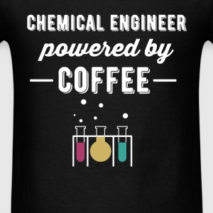 Chemical engineer - Chemical engineer powered by c - Men's T-Shirt