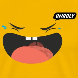 Unruly LOL - Men's Premium T-Shirt