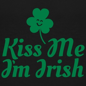 kiss me i'm irish fancy / clover / shamrock Kids' Shirts - Kids' Premium T-Shirt
