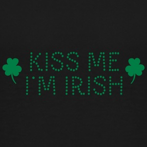 kiss me i'm irish dotted Kids' Shirts - Kids' Premium T-Shirt
