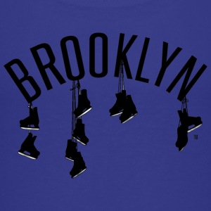 Brooklyn Hockey Blue Blades - Kids' Premium T-Shirt