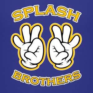 Splash Brothers funny saying - Kids' Premium T-Shirt