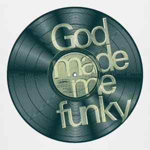 GOD MADE ME FUNKY - 12 Inch (dd01) Kids' Shirts - Kids' Premium T-Shirt