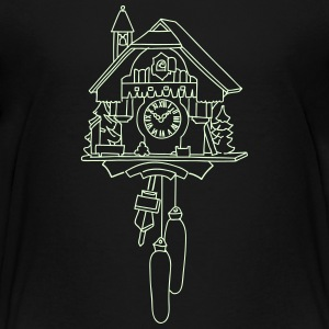 Kuckuck clock from the Black Forest Kids' Shirts - Kids' Premium T-Shirt