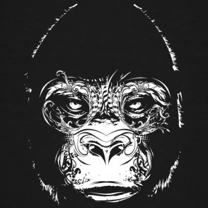 Head of a gorilla Kids' Shirts - Kids' Premium T-Shirt
