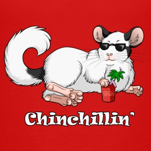 Chinchillin' Kids' Shirts - Kids' Premium T-Shirt