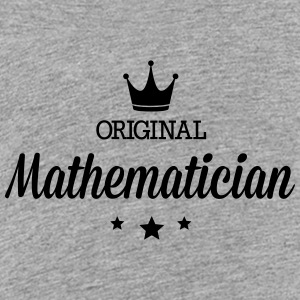 Original mathematician Kids' Shirts - Kids' Premium T-Shirt