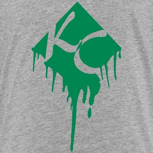 KC Apparel Paint Drip