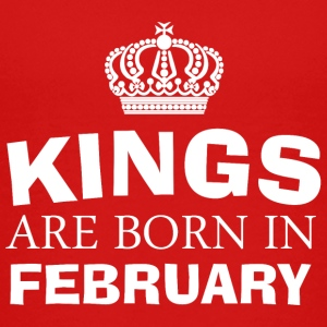 kings are born in february - Kids' Premium T-Shirt