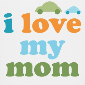 Retro Cars I Love My Mom - Kids' Premium T-Shirt