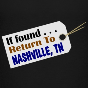 Nashville Lost & Found Kid's T-Shirt - Kids' Premium T-Shirt