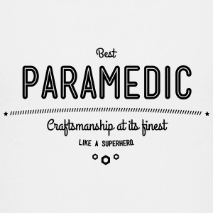 best paramedic - craftsmanship at its finest Kids' Shirts - Kids' Premium T-Shirt