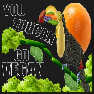 YOU TOUCAN GO VEGAN - Kids' Premium T-Shirt
